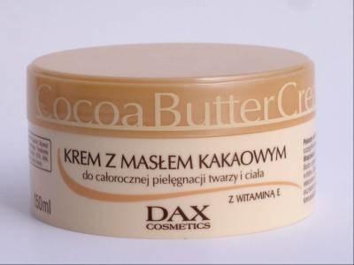 Krem z masłem kakaowym /materiały promocyjne