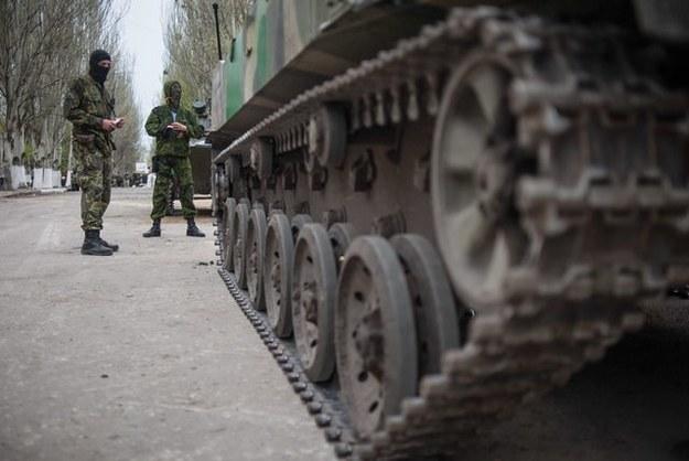Kreml: Rosja nie przygotowuje operacji wojskowej na Ukrainie /ROMAN PILIPEY /PAP/EPA