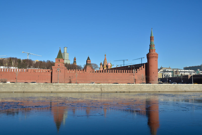 Kreml; zdj. ilustracyjne /123RF/PICSEL
