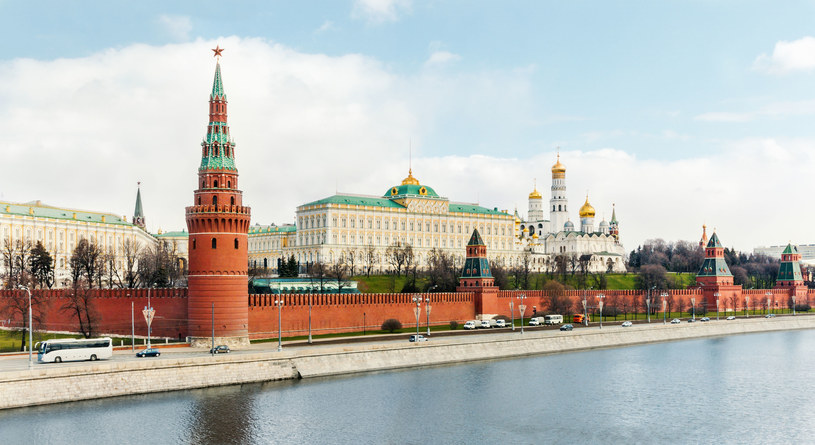 Kreml, zdj. ilustracyjne /123RF/PICSEL