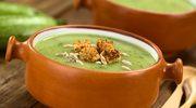 Kremowa zupa z klopsikami