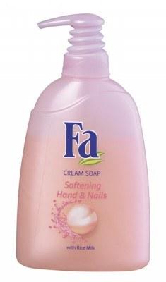 Kremowe mydło w płynie Fa Hand&Nails /materiały prasowe