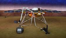 Kret z polskim mechanizmem przestał kopać na Marsie