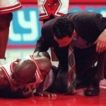 Krew na rogach: Krótka historia upadku Chicago Bulls