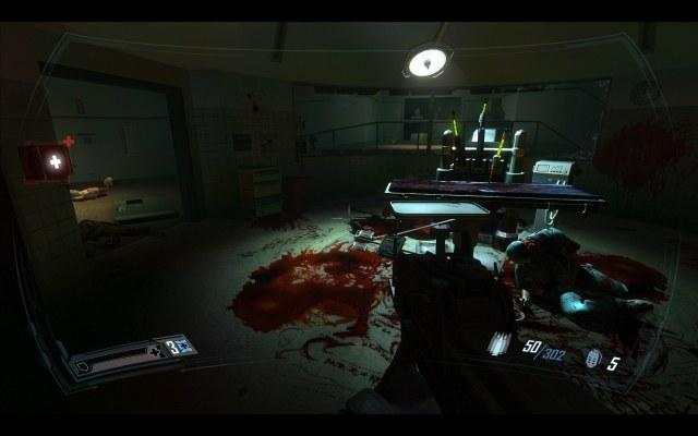 Krew wylewa się tu hektolitrami /INTERIA.PL