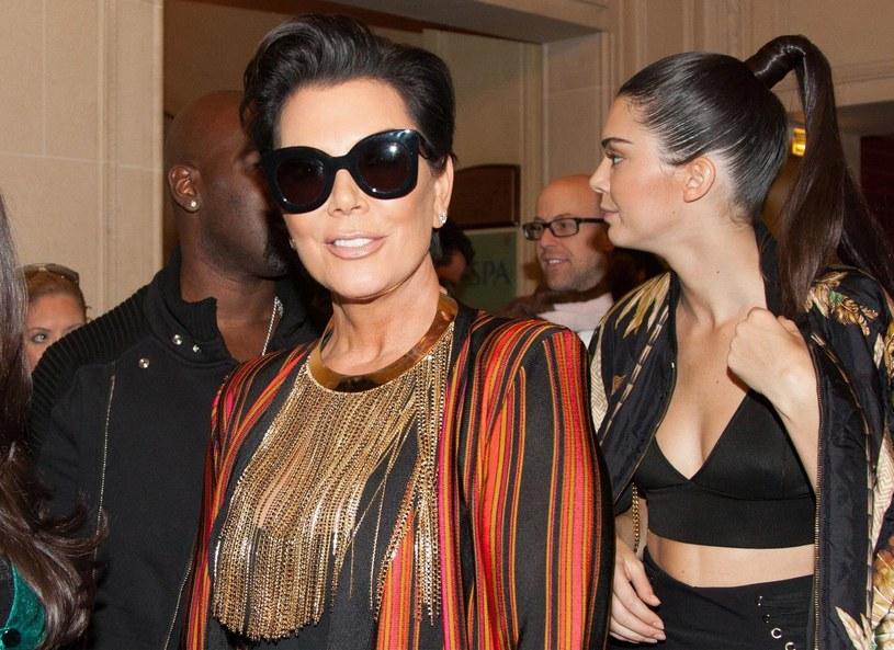 Kris Jenner /GUILLAUME COLLET/SIPA /East News