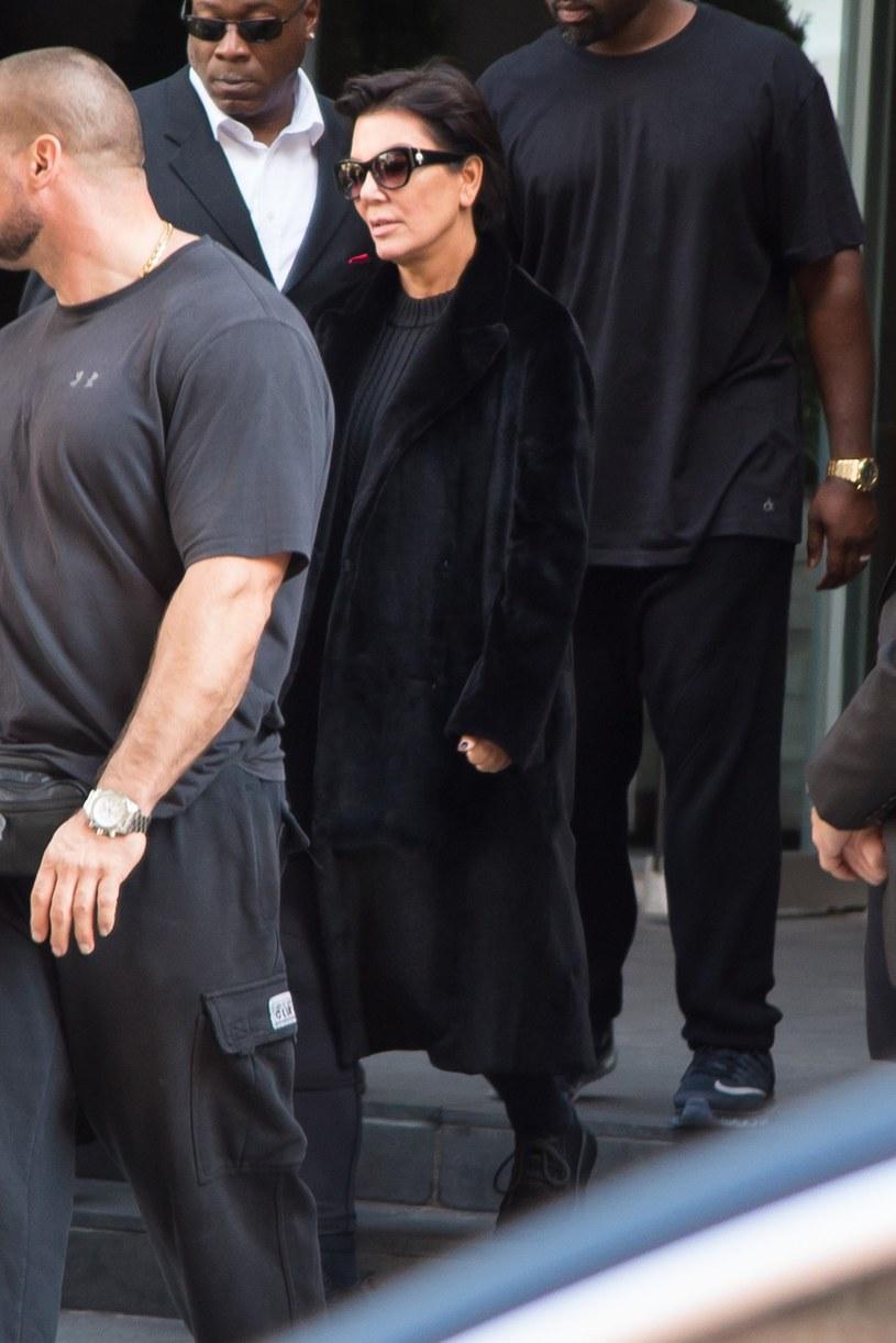 Kris Jenner /Splash News /East News