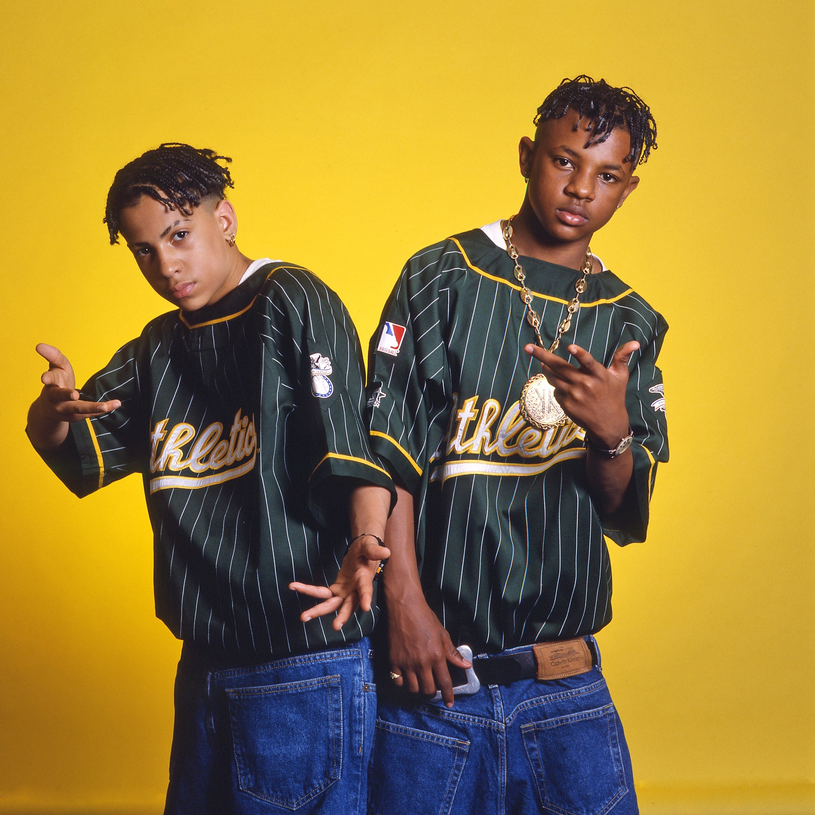 Kris Kross /Chris vd Vooren/SUNSHINE /East News