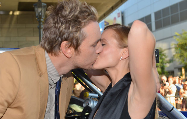 Kristen Bell i Dax Shepard /Alberto E. Rodriguez /Getty Images