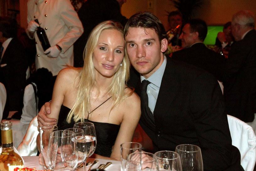 Kristen Pazik (po lewej), Andrij Szewczenko (po prawej) /EastNews /East News