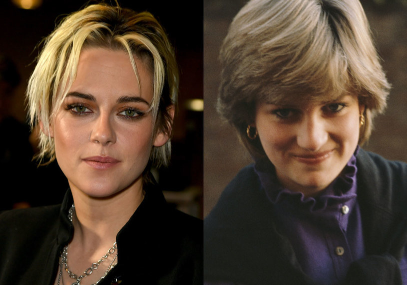 Kristen Stewart i Diana Frances Spencer /Kevin Winter /Tom Stoddart Archive /Getty Images