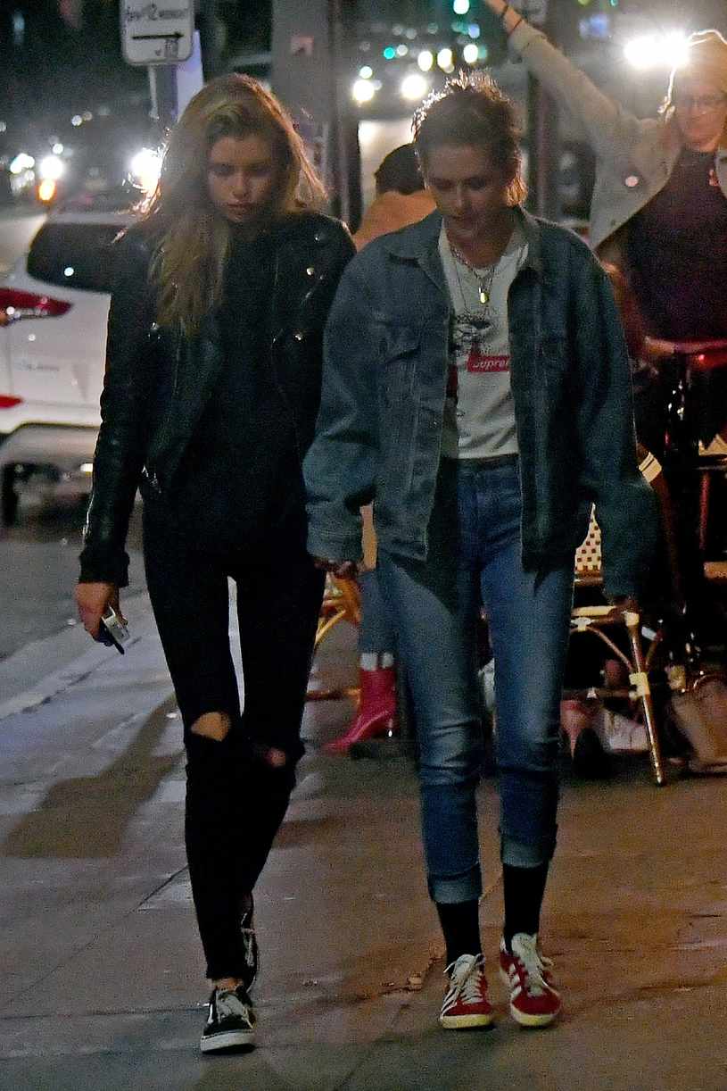 Kristen Stewart i Stella Maxwell /Agencja FORUM