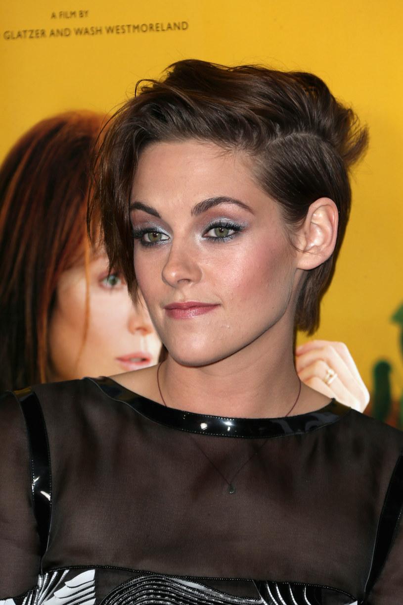 """Kristen Stewart nazwała ją ponoć """"pasztetem"""" /Frederick M. Brown /Getty Images"""