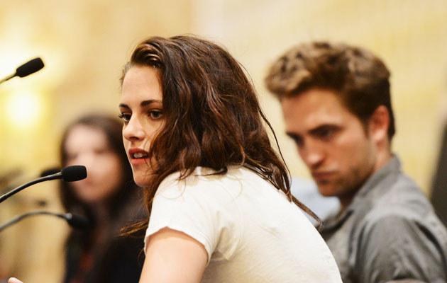 Kristen Stewart, Robert Pattinson /Getty Images