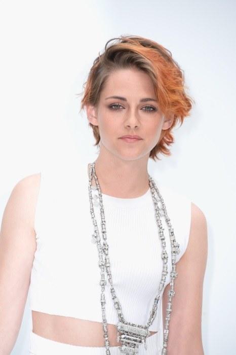Kristen Stewart w nowej fryzurze. Hit? /Pascal Le Segrertain /Getty Images