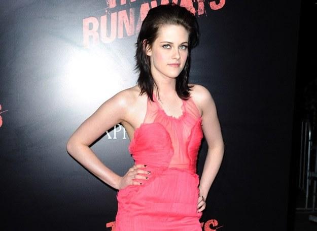 Kristen Stewart /Getty Images/Flash Press Media