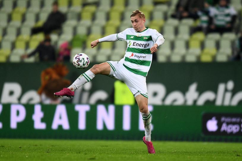 Kristers Tobers /MARCIN GADOMSKI/AGENCJA SE /East News