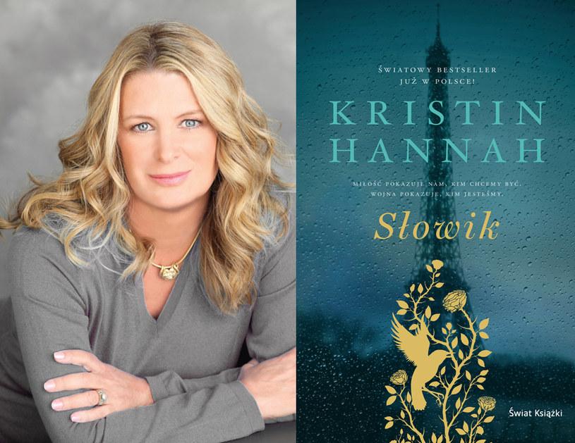 "Kristin Hannah - autorka książki ""Słowik"", fot. Charles Bush /materiały prasowe"