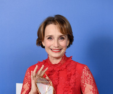 Kristin Scott Thomas z nagrodą Richarda Harrisa
