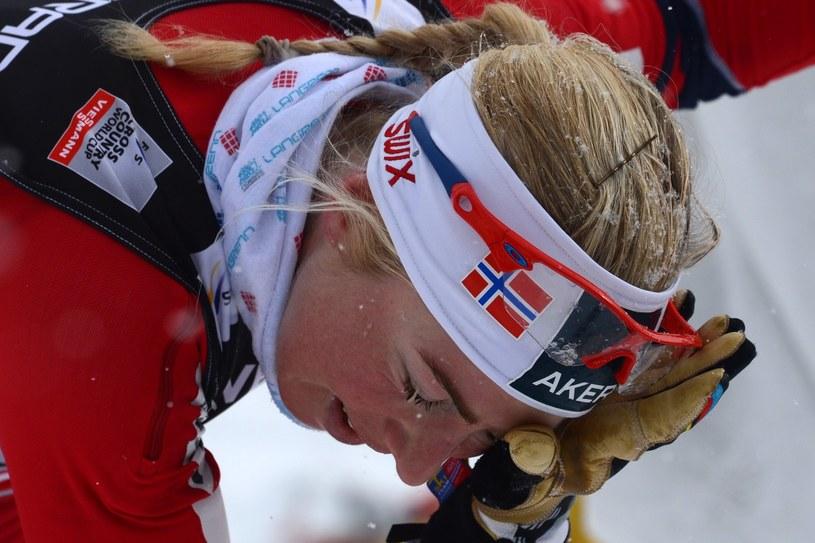 Kristin Stoermer Steira musi przerwać przygotowania do nowego sezonu /AFP