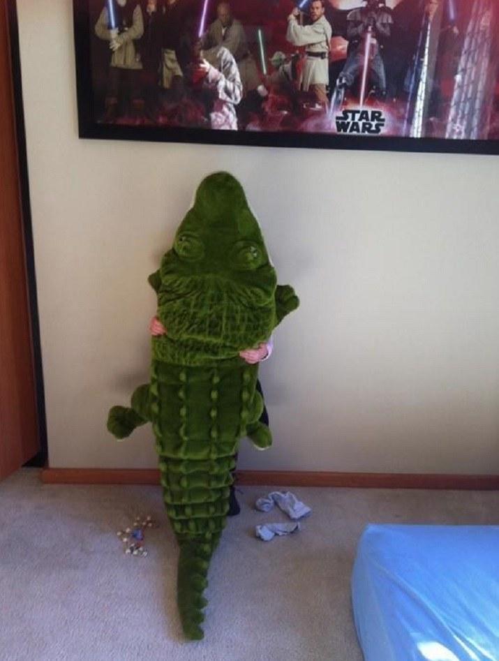 Krokodyl /imgur.com