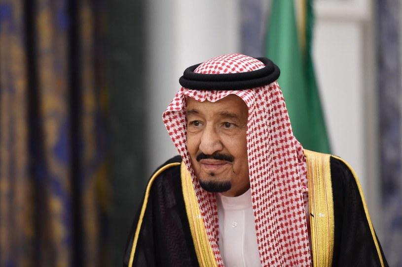 Król Arabii Saudyjskiej Salman /AFP