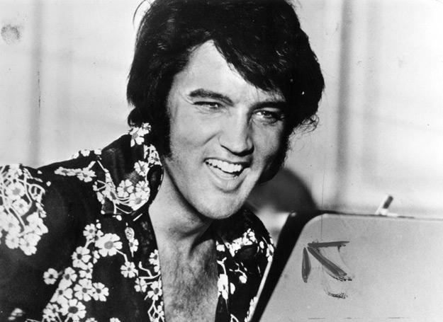 Król Elvis Presley - fot. Hulton Archive /Getty Images/Flash Press Media