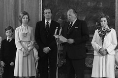 Król Hiszpanii Juan Carlos abdykuje
