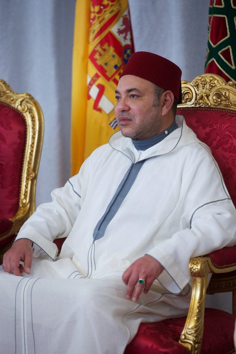 Król Maroko Mohammed VI /Carlos Alvarez /Getty Images