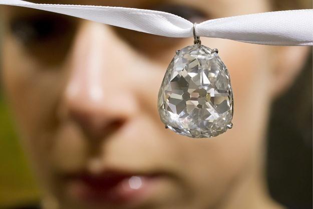 Królewski diament Beau Sancy /PAP/EPA