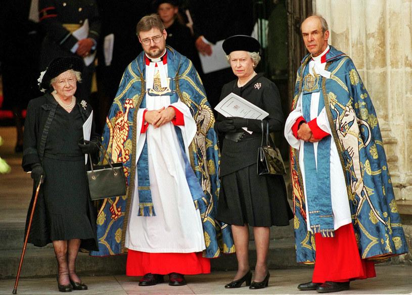 Królewski pogrzeb w Wielkiej Brytanii /Anwar Hussein /Getty Images