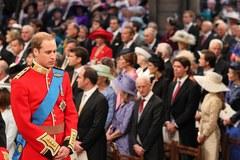 Królewski ślub w Opactwie Westminsterskim