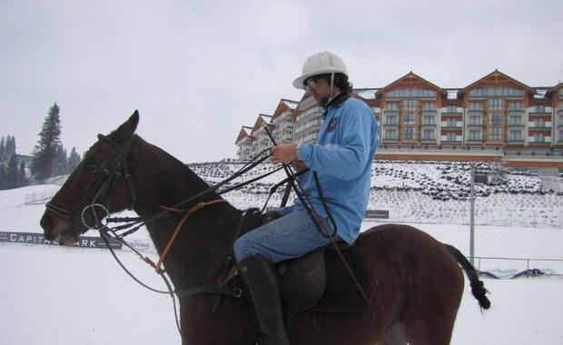 Królewskie rozgrywki na śniegu w Bukowinie Tatrzańskiej