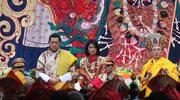 Królewskie wesele w Bhutanie