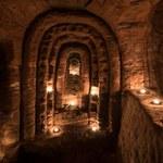 Królicza nora zaprowadziła go do jaskini templariuszy