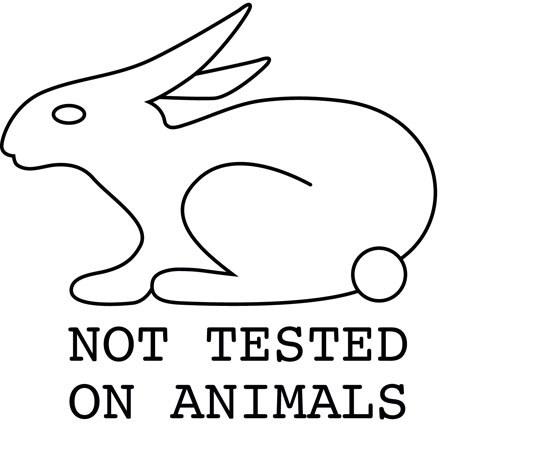 Króliczek oznacza, że kosmetyki nie były testowane na zwierzętach /Twój Styl