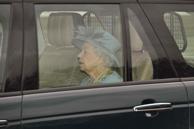 Królowa Elżbieta, 11 maja 2021 /JUSTIN TALLIS /East News