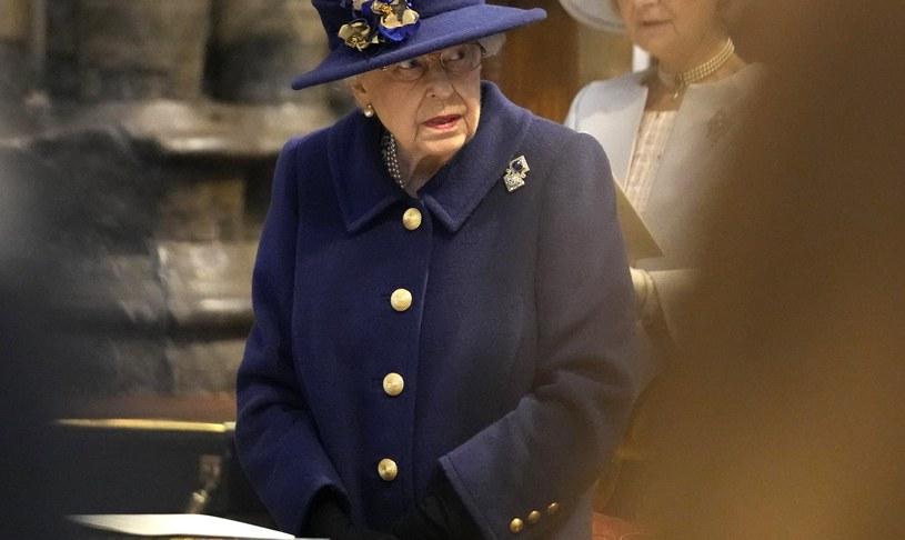 Królowa Elżbieta II coraz rzadziej pojawia się publicznie /WPA Pool /Getty Images