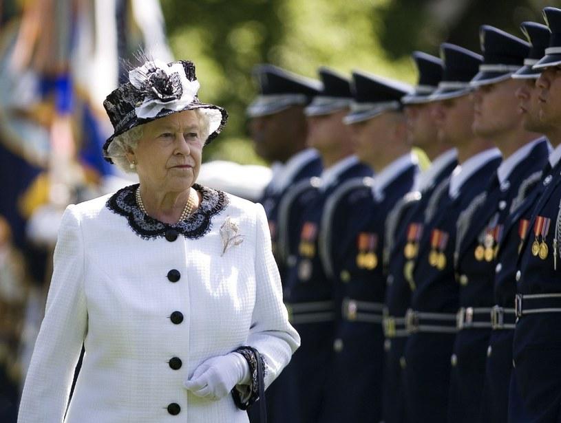 Królowa Elżbieta II/ East News /MANDEL NGAN /AFP