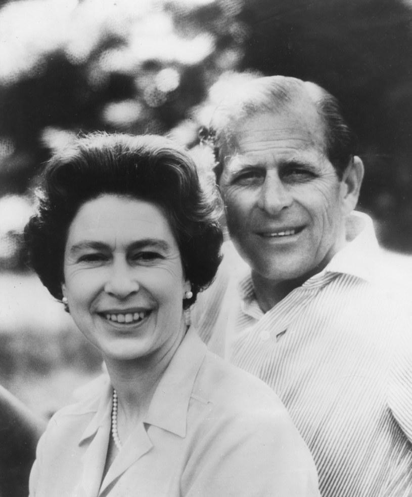 Królowa Elżbieta II i książę Filip - idealnie nieidealne małżeństwo. /Image State /East News