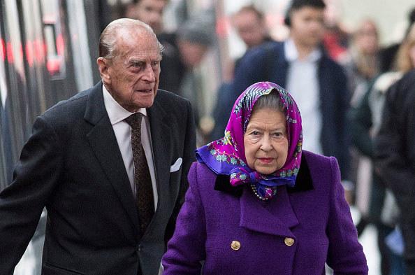 Królowa Elżbieta II i Książę Filip. Od świąt przebywają w królewskiej rezydencji w Sandringham /Getty Images