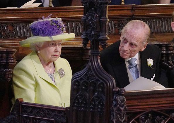 Królowa Elżbieta II i książę Filip. Wielka Brytania /Getty Images