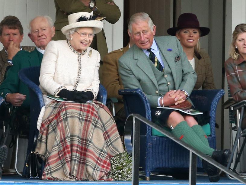 Królowa Elżbieta II i książę Karol / Chris Jackson/Getty  /Getty Images