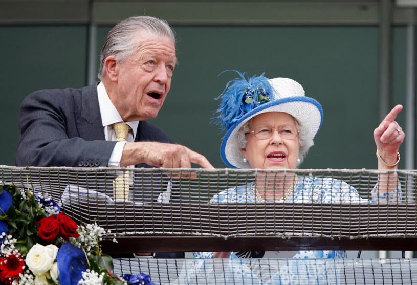 Królowa Elżbieta II i Michael Oswald / Max Mumby/Indigo / Contributor /Getty Images