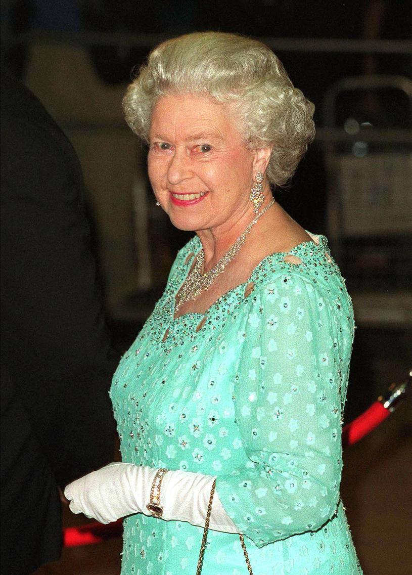 Królowa Elżbieta II  jest najdłużej panującym monarchą Wielkiej Brytanii /Getty Images