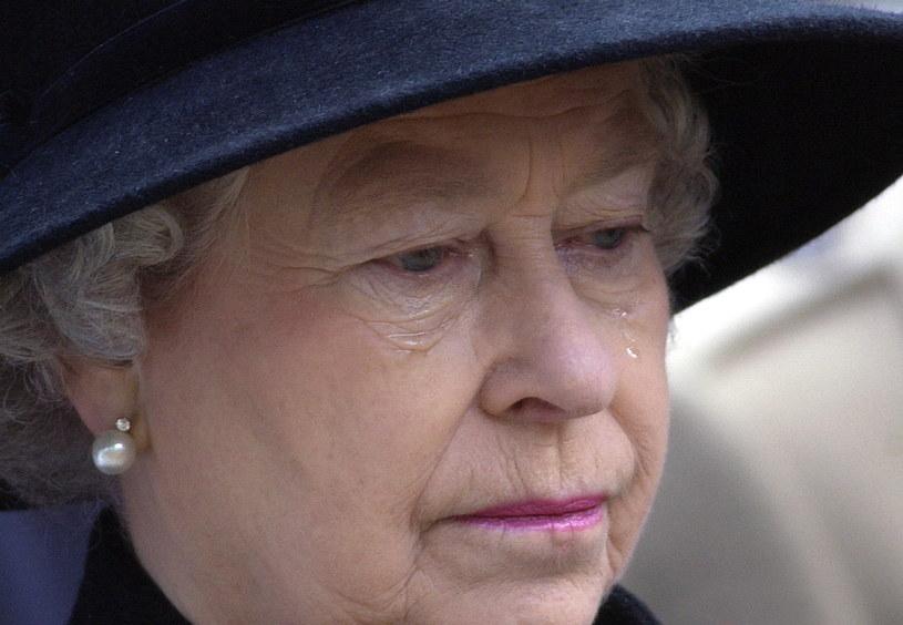 Królowa Elżbieta II ma wiele za złe wnukowi /Tim Graham /Getty Images