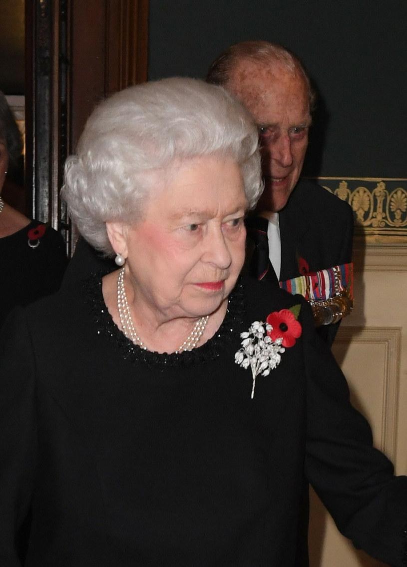Królowa Elżbieta II musi rozdysponować spadek pozostawiony przez księcia Filipa /PA Wire/PA Images /East News