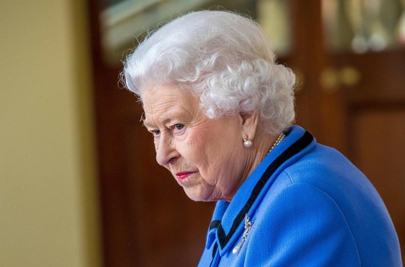 Królowa Elżbieta II na zdjęciu w 2020 roku /MISC/Backgrid /East News