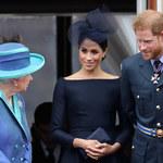 Królowa Elżbieta II nie chce znać Meghan Markle i księcia Harry'ego?!