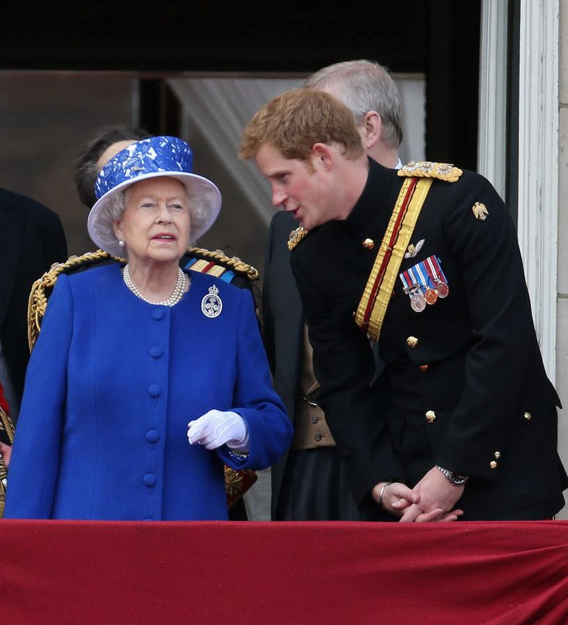 Królowa Elżbieta II nie jest tym zachwycona! /- /Getty Images